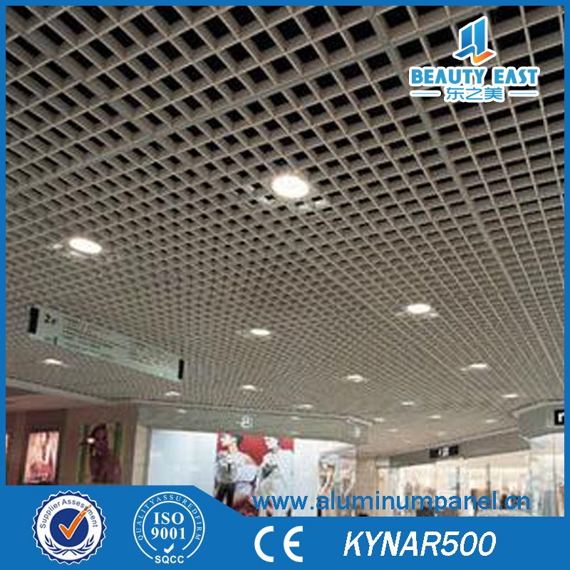 High Quality Ceiling Panel Made In Foshan, Grill Ceiling, False Ceiling