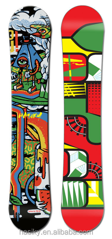 Best Quality Custom Snowboard Producer/inventory lowest price for promotion
