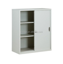 Metal Sliding Door File Cabinet Steel Cabinet