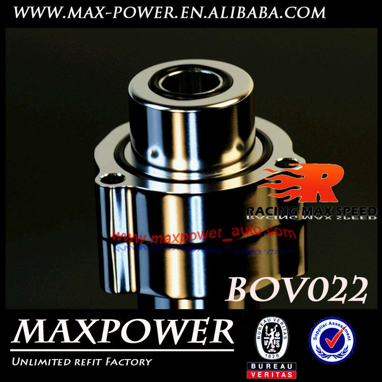 auto racing engine valve aluminum gas bov VAG 2.0 LITRE Fsi engine blow off valve