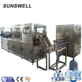Automatic 5 Gallon Pure Barrel Water Filling Machine