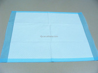 Disposable adult absorbent surgical under pad for adult nursing