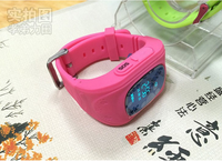 New kids watch phone Mini GPS Tracker Smart Kid Q50 Children Watch Android IOS Antilost safe Kids Smart Watch Phone GPS