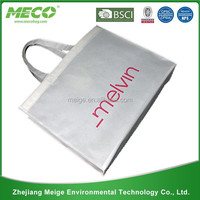 BSCI audit factory shopping bag/OEM&ODM high-quality bag/tyvek tote bag