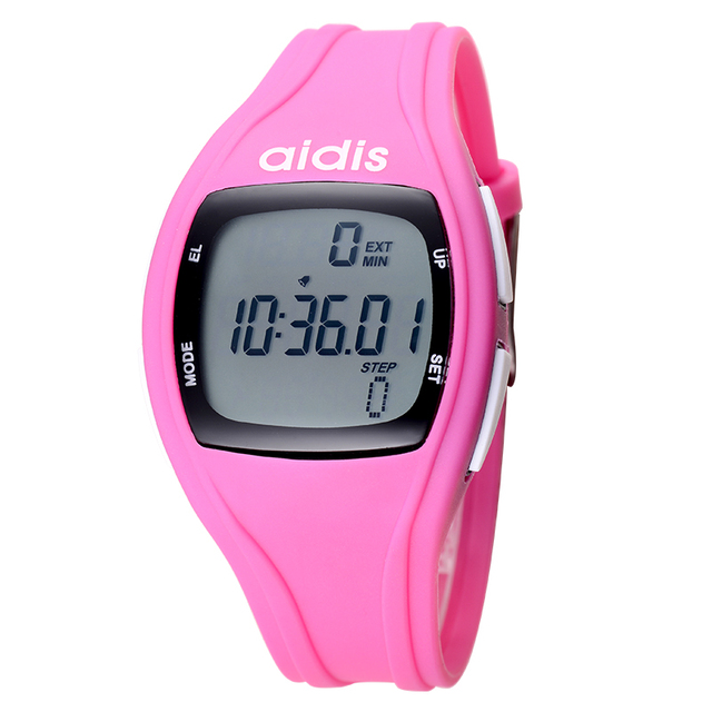 Waterproof Cheap Sports Watches Fashion Electronic Watch Kids Wristwatch Digital Watch