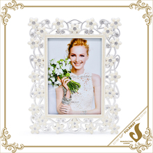 white flower art diamond wedding picture frame gifts crafts alibaba wholesale