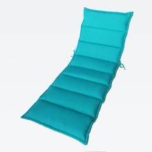 Waterproof Outdoor Chaise Lounge Cushion