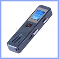 8GB USB Voice Recorder and Recorded File in WMA/MP3 Format Voice Recorder With OLED Display