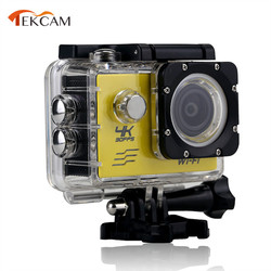 2018 newest Cheap X3 4k sport camera xdv wireless remote control 4k 30fps ultra action cam 1080p wifi camera outdoor