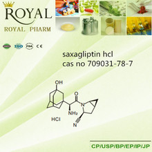 saxagliptin hcl cas no 709031-78-7 manufacturer/supplier