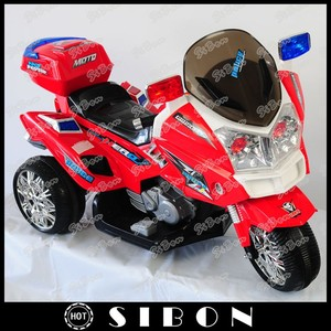 SIBON 6V 7ah toy car for big kids