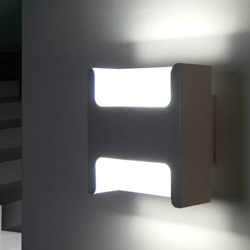 Innovative products 5w led solar system wall light for office