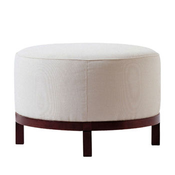 Round fabric sofa stool buy sofa stool modern design for Sofa stool design