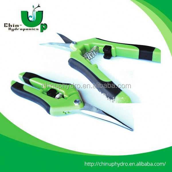 hydroponics garden scissor/pruning scissor/ideal power tools