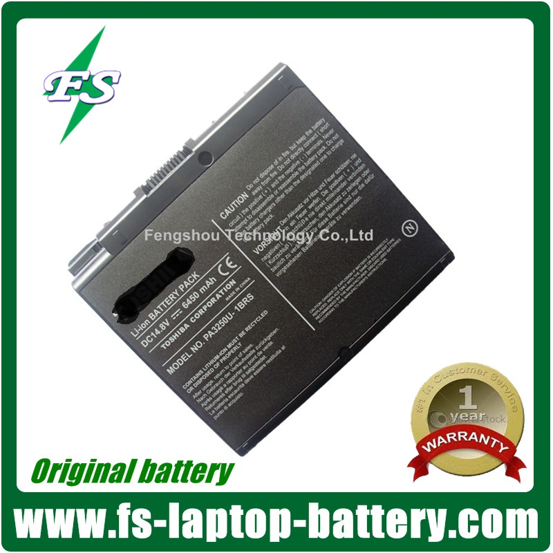 PA3335U-1BAS PA3335U-1BRS PA3250 PA3250U original laptop battery for Toshiba Satellite 2430 A30 2435 A35 series