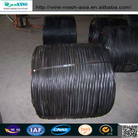 Anping Low Price Black Iron Wire