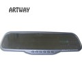 Smart rearview mirror Taxi Fare Meter , mirror electronic taximeter