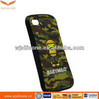 Snap on case for iphone5