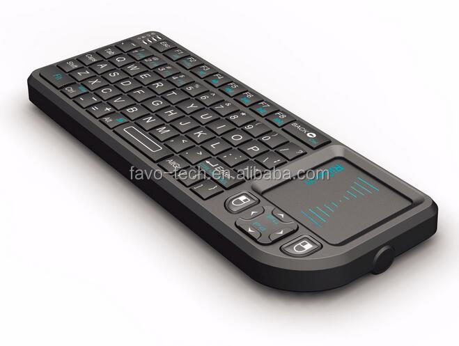 Best selling Mini RII X1 2.4Ghz Wireless i8 Keyboard with Mouse for Google TV air mouse soccer tv box