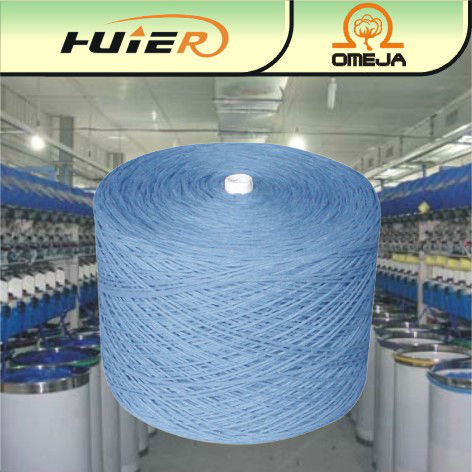 Factory sale OE Recycled Blended Cotton Rug Knitted Yarn Products(NICE)