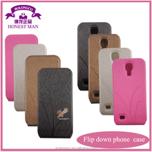 3D cute shockproof flip case for samsung galaxy s4 mini