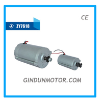 36v 350w PMDC motor for electric vehicle ZY7618