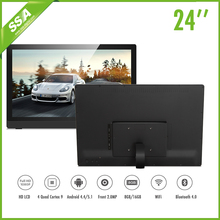 24 inch android 4.4 OS pc andriod tablet kiosk wall mount touch screen all in one computer