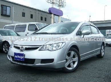 2005 second hand used cars HONDA Civic /Sedan/RHD/20700km/1800cc