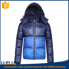 Most Popular mens designer heavy Down jacket Own factory