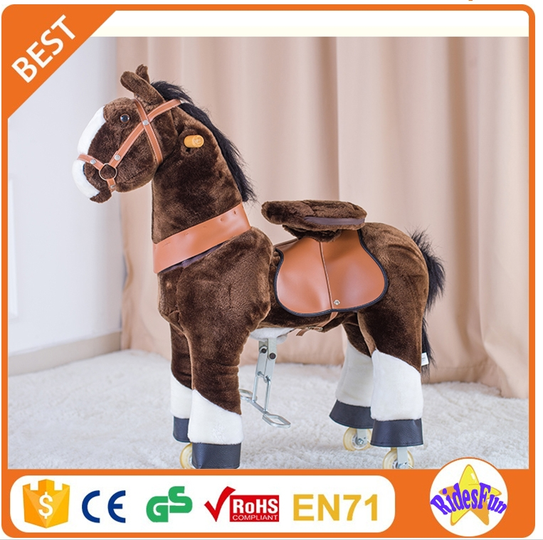 Direct facotry!! cycle in mall horse pedal for USA/EU market