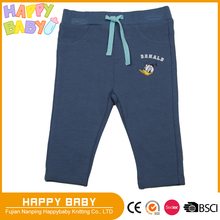Baby Clothing, Boy's Trousers, 100%Cotton soft fleece Baby Pants