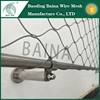 Cheap farm stainless steel wire fence panel