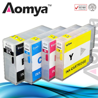 Europe PGI 2500 Refillable ink cartridge for Canon MAXIFY MB4050/5050