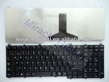 Layout GR/Germany laptop keyboard for toshiba P300 notebook keyboard