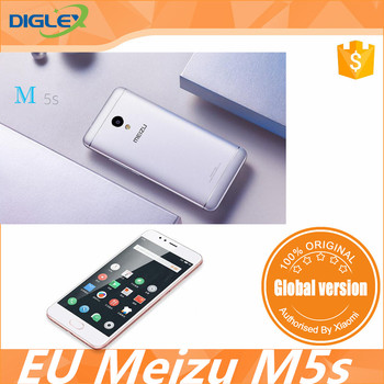[HK Stock] Global MEIZU M5S 5.2 Inch 3GB RAM 32GB ROM 5.0MP+13.0MP Cam MT6753 Octa Core 1.3GHz 4G LTE Flyme 5 Metal Body