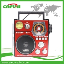 fm radio station equipment with led light