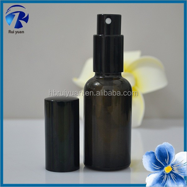 Fast Delivery Black 15ml Cosmetic Jars