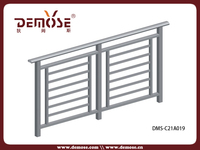 simple aluminum railing systems