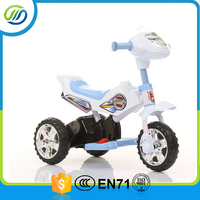 Children mini cool cars plastic motorcycle toys 3 wheel motorycle baby toy