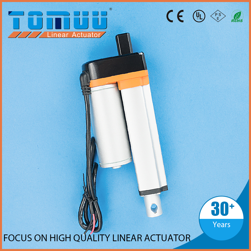 TOMUU jc35kc 24v dc electric linear actuator for car brake systems