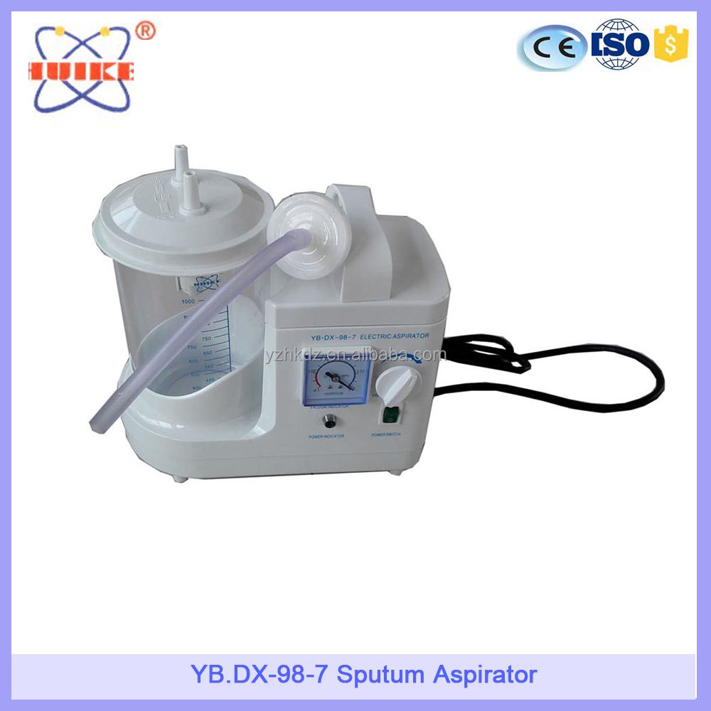 Hospital use medical suction unit sputum aspirator