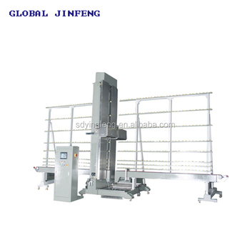 Vertical Glass hole drilling machine with PLC
