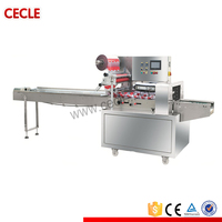 Popular automatic wafer biscuit packing machine