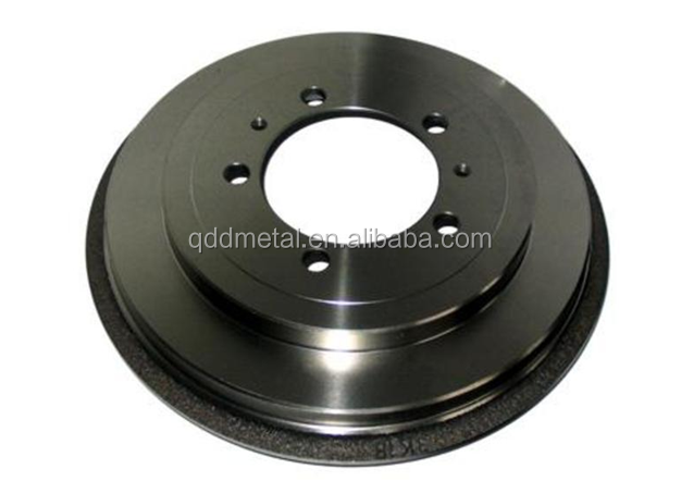 ISO/TS 16949 certified OEM standard 240mm disc rotor
