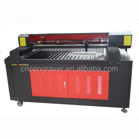 Jinan DSP control system leather laser engraving and cutting machine TS1224