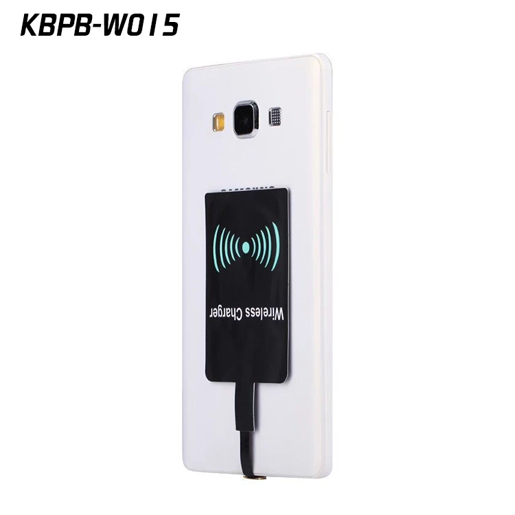 W015 Wireless Charger For Iphone 6 Qi Standard Wireless Charger Charging Receiver