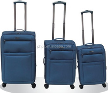 BUSINESS TRAVEL SOFT NYLON EVA SUITCASE TROLLEY LUGGAGE SETS