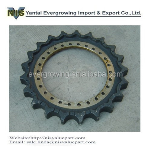 KOBELCO P&H100P sprocket