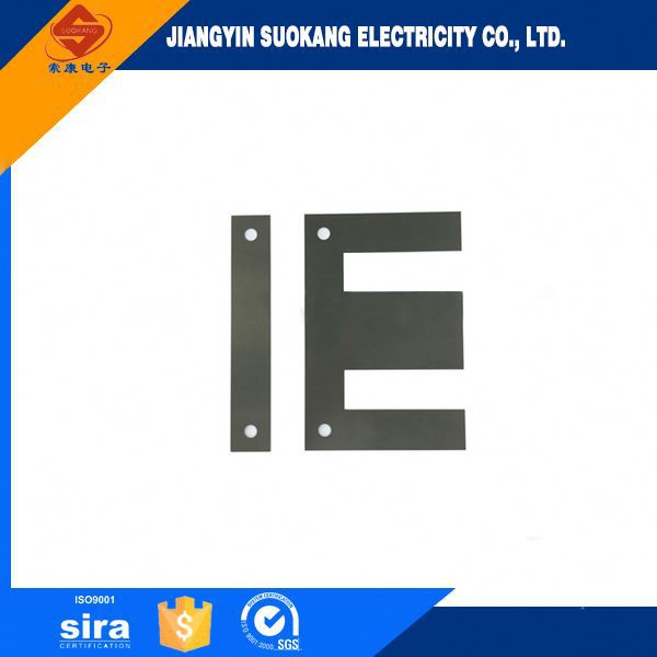 low price single phase EI stack core for transformer