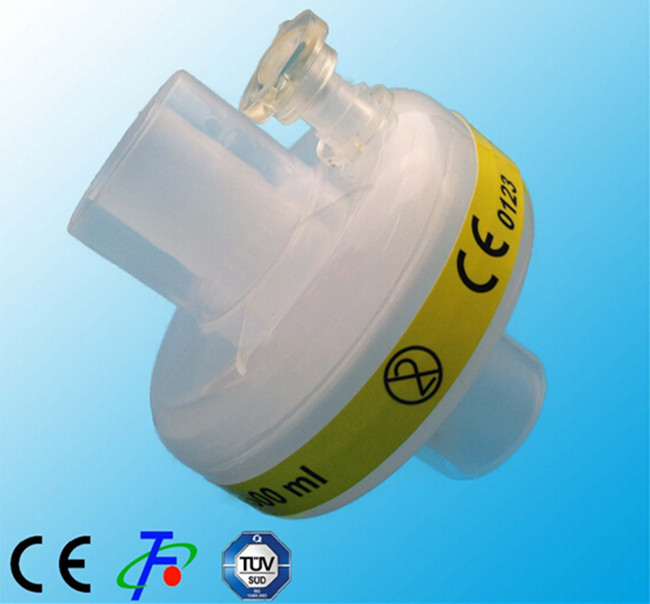 Disposable trach hme filter approved CE